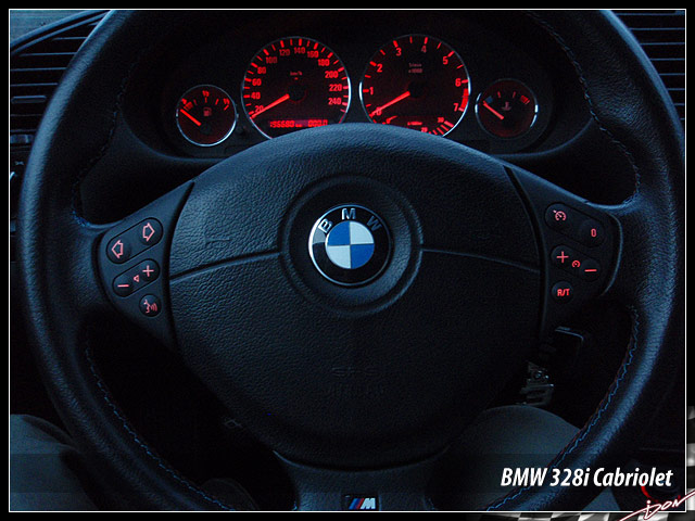 E36 Multifunction Steering Wheel Retrofit