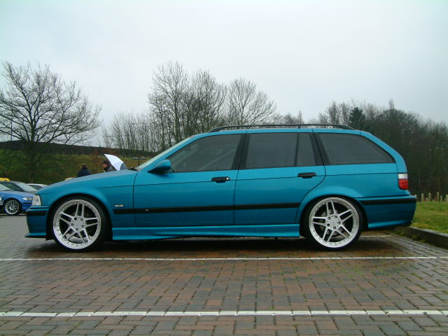 Rare Factory Moded Euro E36 328i Station Wagon Page 3